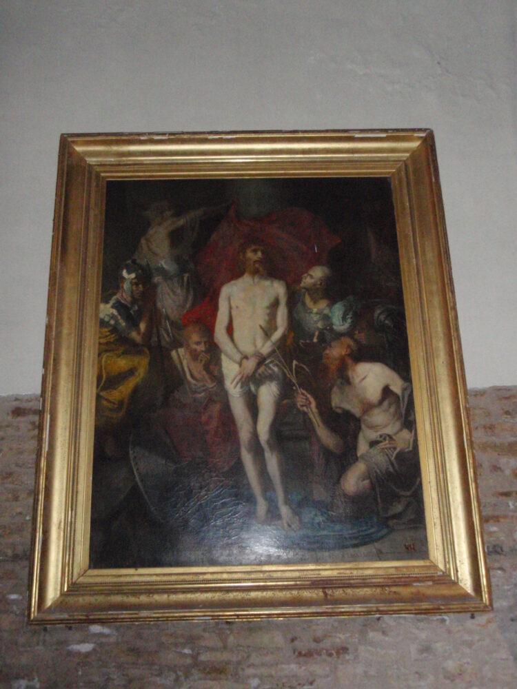 Le Christ aux outrages