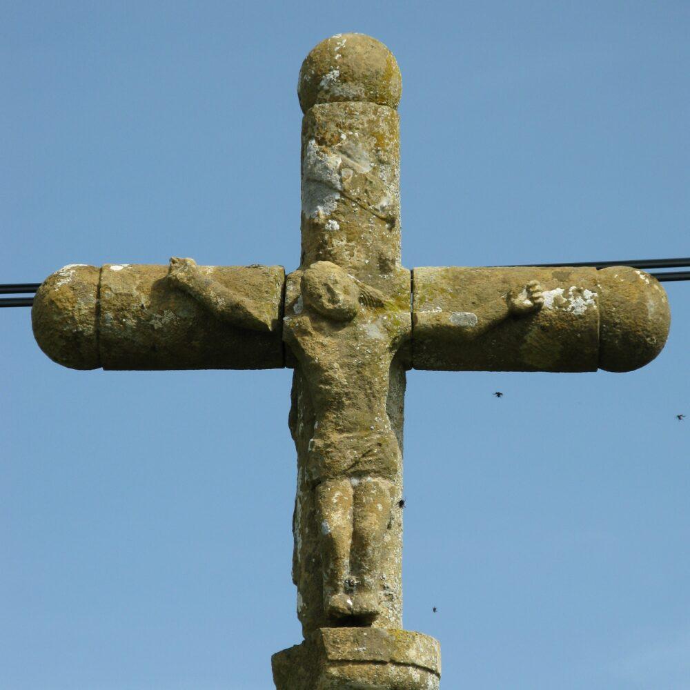 Croix de village à Mignovillard
