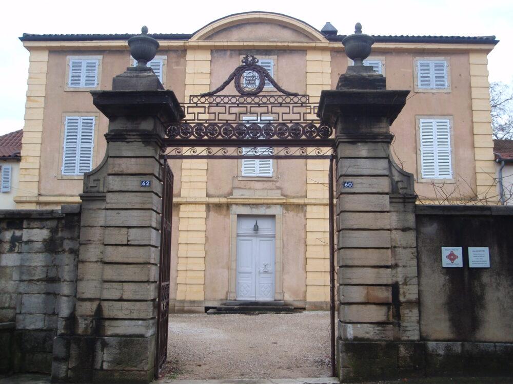 L'Hôtel Nayme