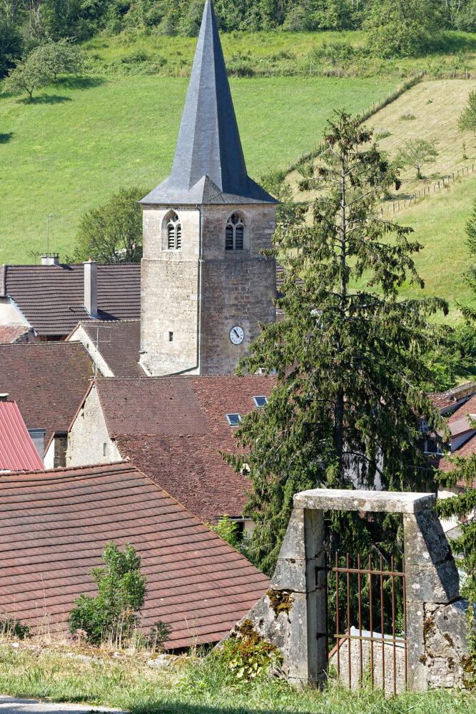 Eglise de Vernantois