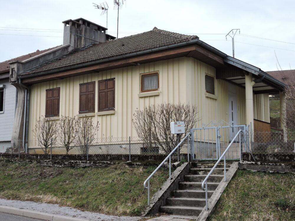 Maison Fillod à Ardon