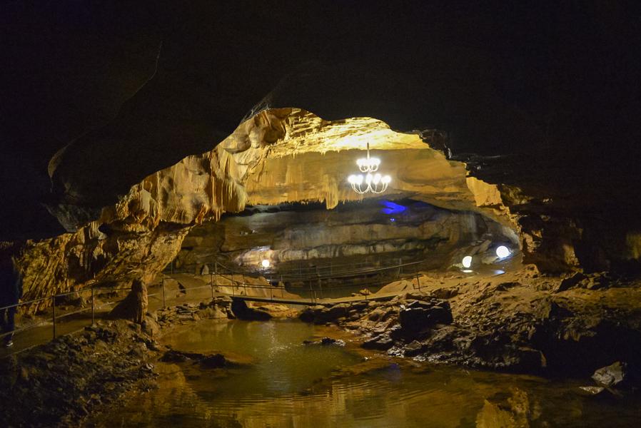 Grottes de Baume