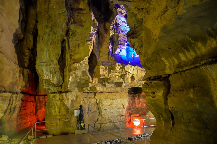 Grottes de Baume-les-Messieurs