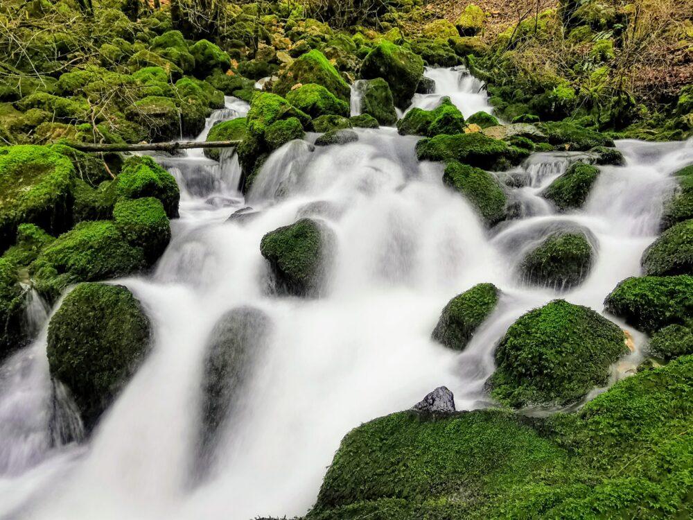 Cascade de la Gizia