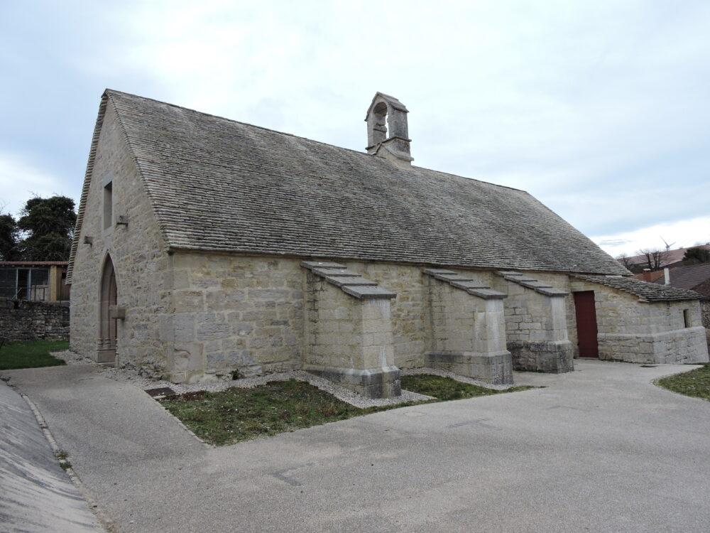 La chapelle de Chamole