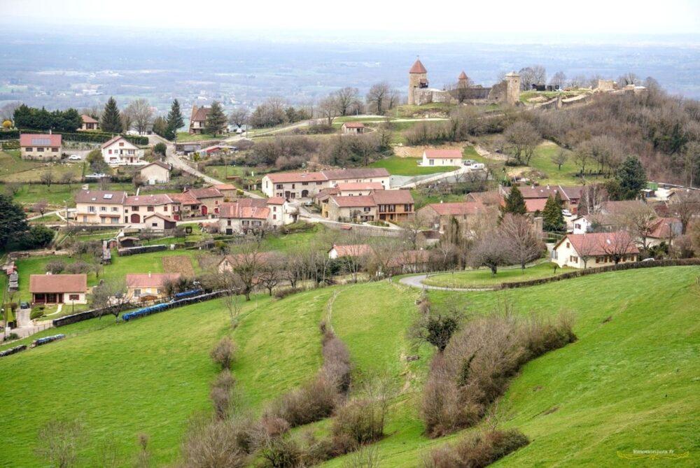 Le village de Chevreaux