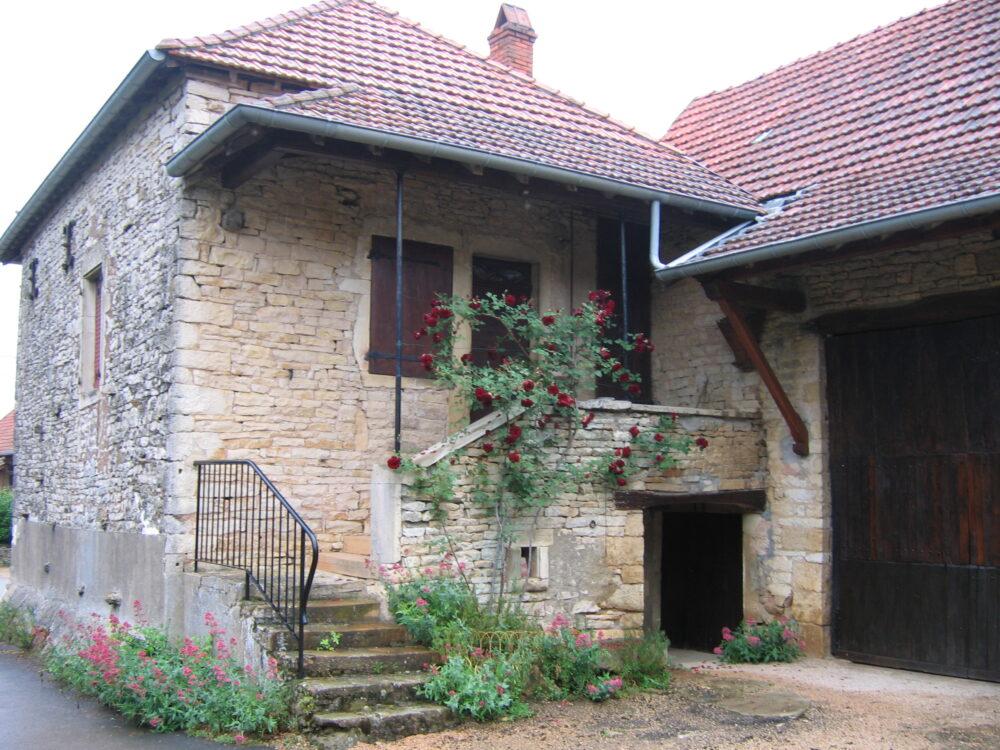 Un habitat rural typique