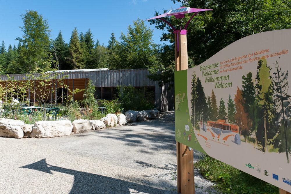 Un site touristique et naturel aménagé depuis plus 30 ans
