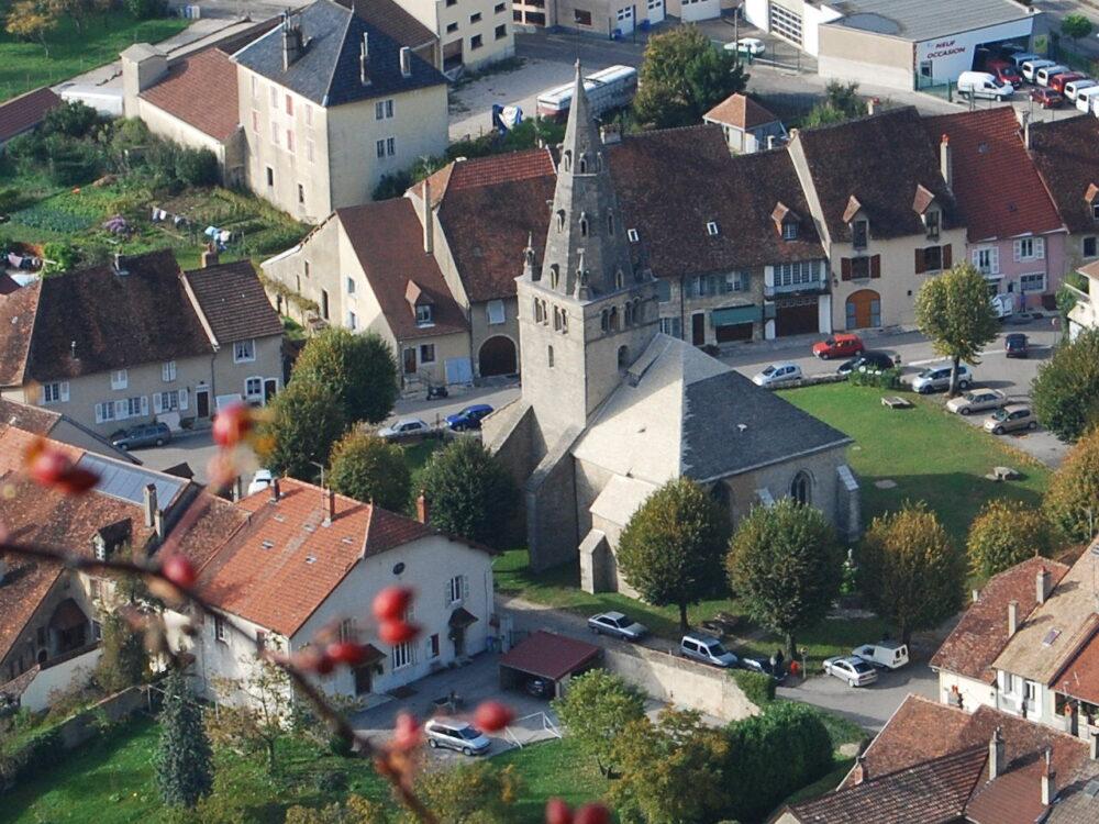 Notre-Dame de Mouthier-Vieillard