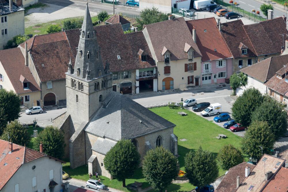 Notre-Dame de Mouthier-Vieillard à Poligny