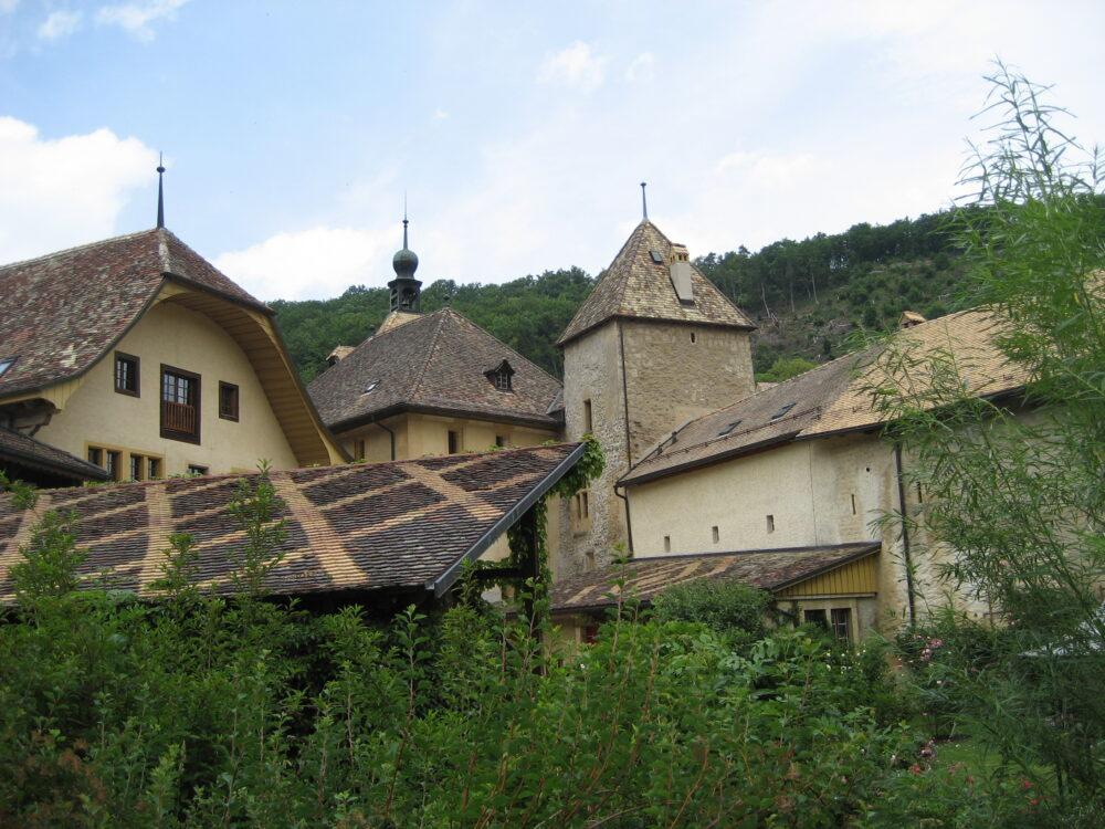 Un village pittoresque