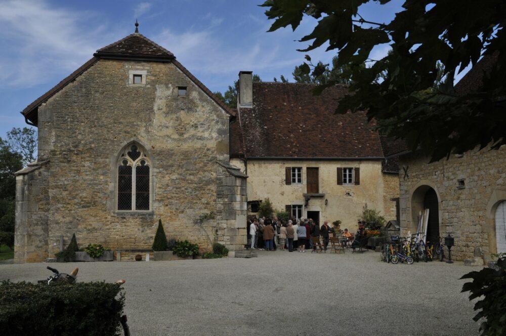 Le prieuré Saint-Christophe