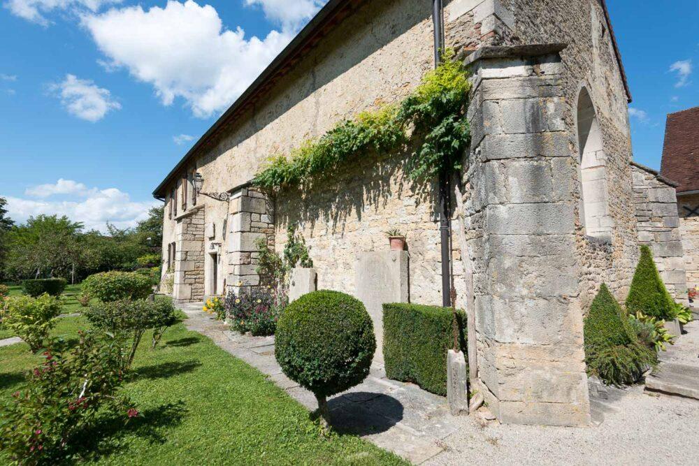 Le prieuré saint Christophe