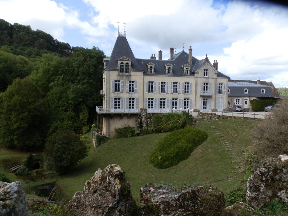 Château de Vaux-sur-Poligny