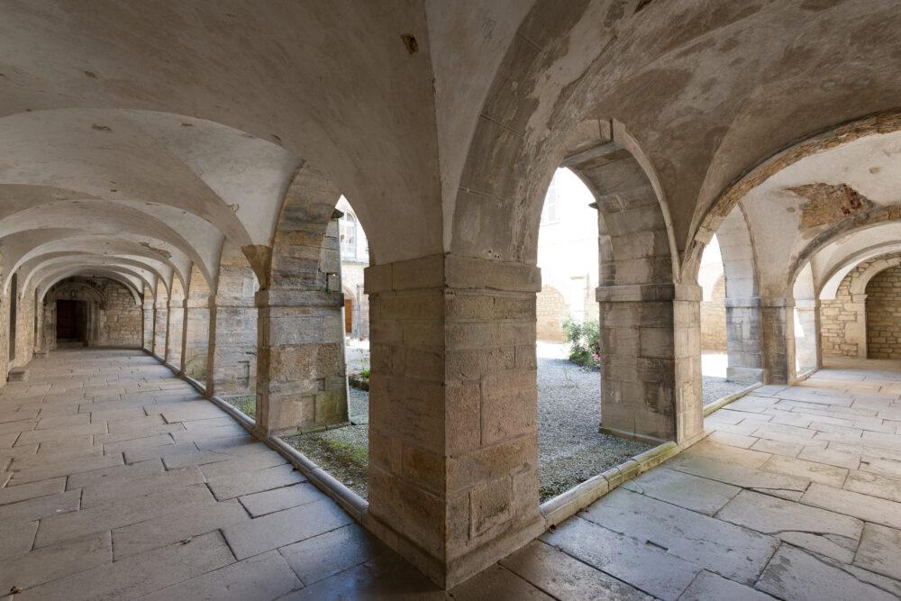 Le prieuré de Vaux-sur-Poligny