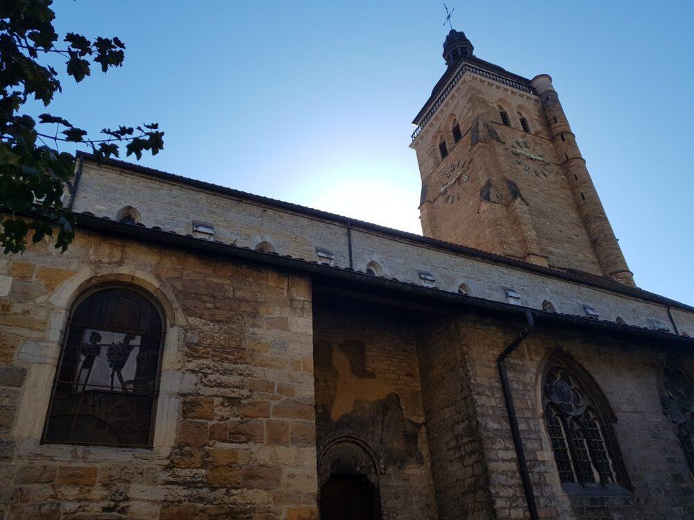 L'église Saint Just