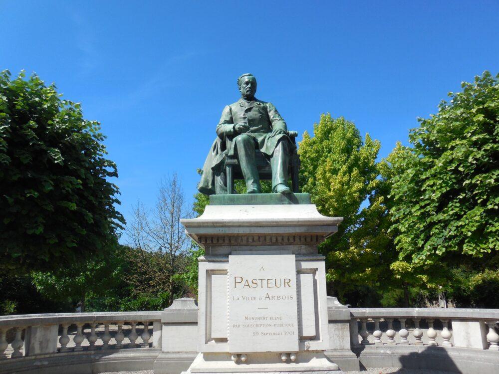 Cité où vécut Louis Pasteur