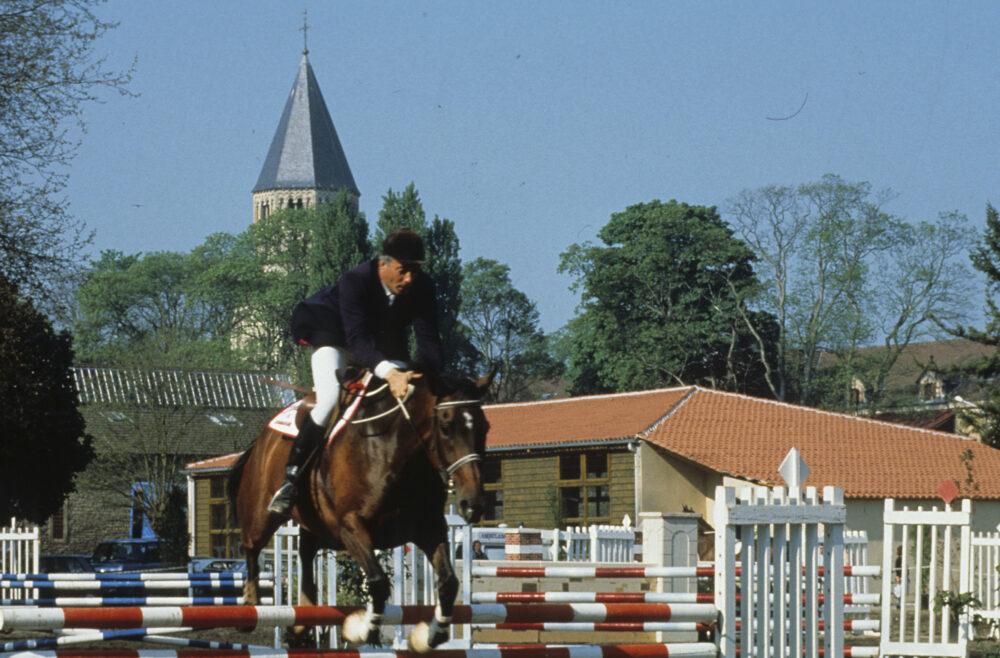 Haut-lieu de l'équitation