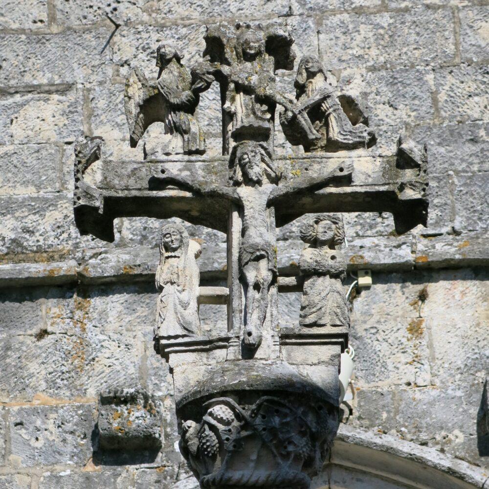 Croix à Amathey Vesigneux