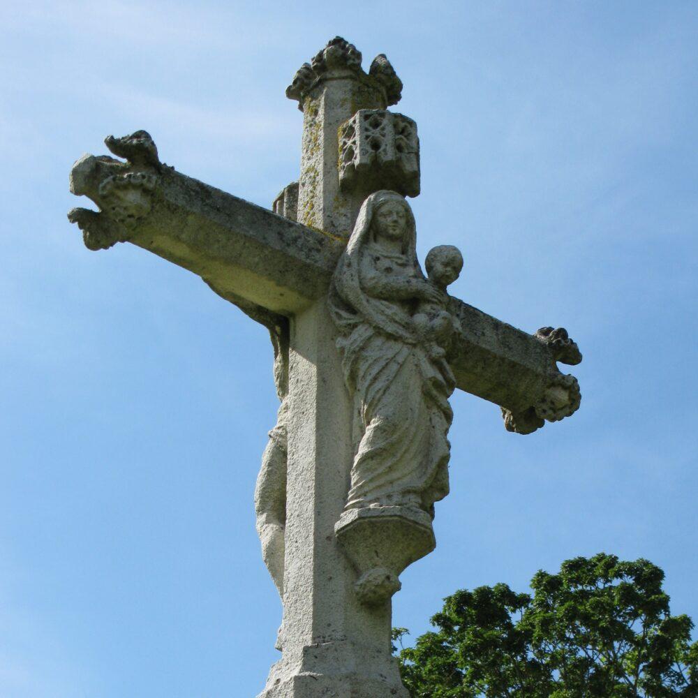 Croix à Bouverans