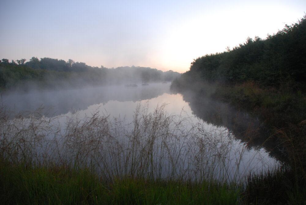 Un réseau hydrographique dense