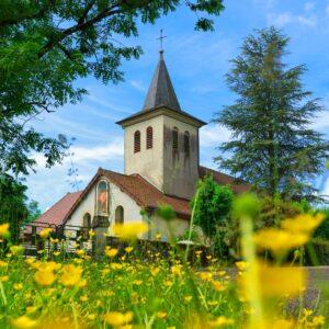 ViaCluny.fr Jura Sud Revermont patrimoine villages tourisme