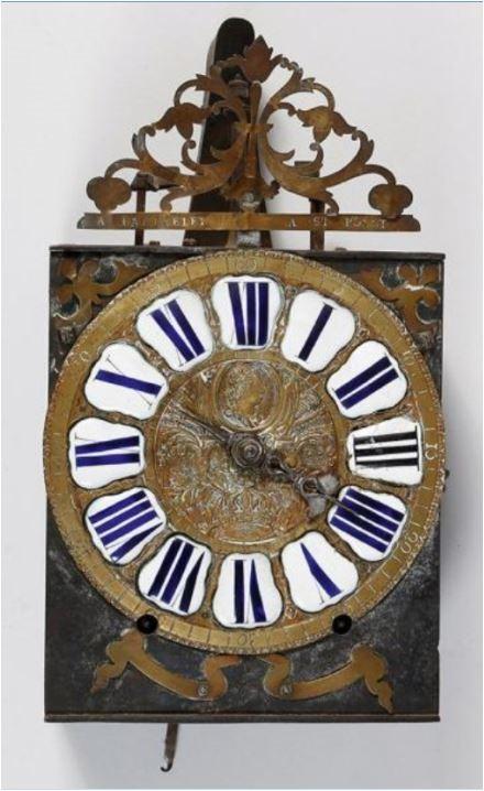 Horloge Antoine Barthelet, Saint-Point