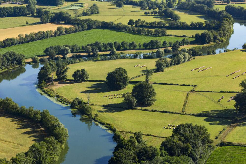 Au cœur de la Bresse