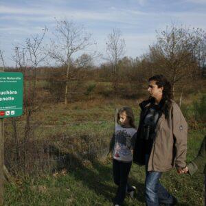 ViaCluny.fr La Truchère Ratenelle site naturelle visite
