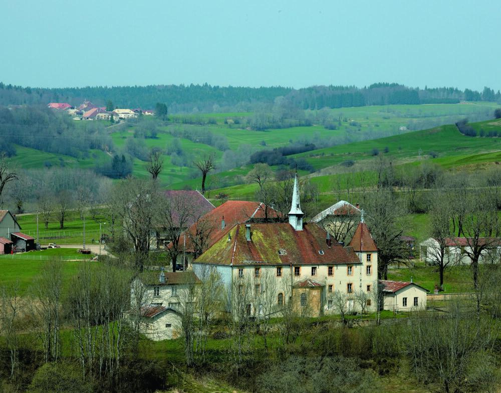 L'ermitage de Mièges