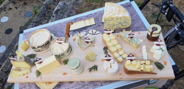 ViaCluny.fr Gastronomie fromage Jura Franche-Comté tourisme déguster