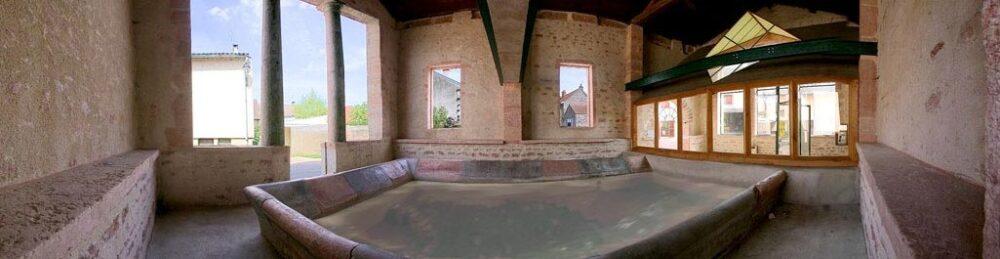 Le lavoir de Préty