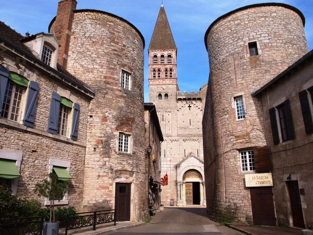Saint-Philibert, au cœur de la ville
