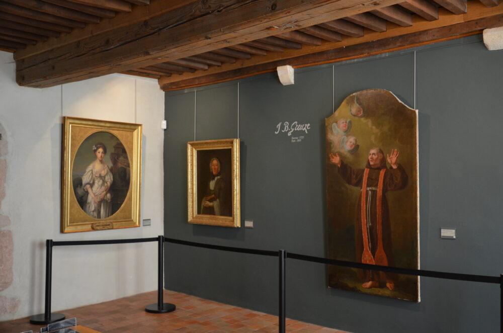 Le musée Greuze
