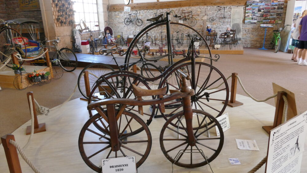 Le musée du vélo