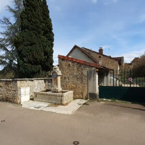 ViaCluny.fr Courbouzon Jura village visiter patrimoine