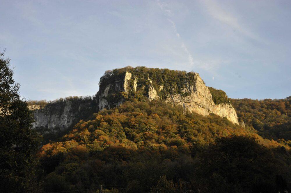 La Chatelaine, site du château