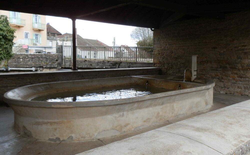 Le lavoir de Macornay