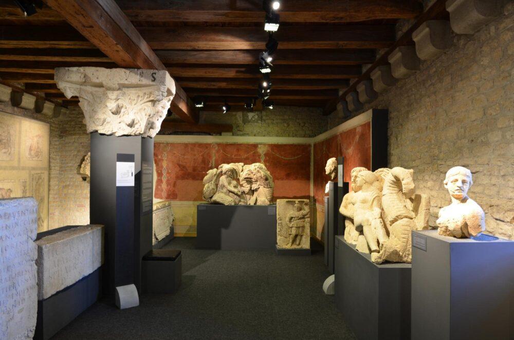 Le musée romain consacré à Aventicum
