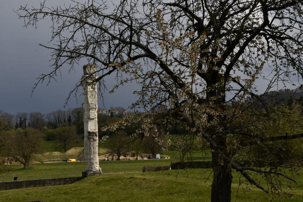 Sanctuaire du Cigognier à Avenches