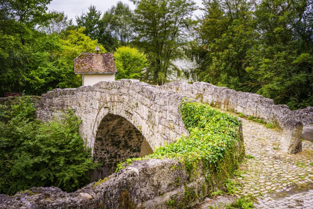 Le pont Sainte-Appoline