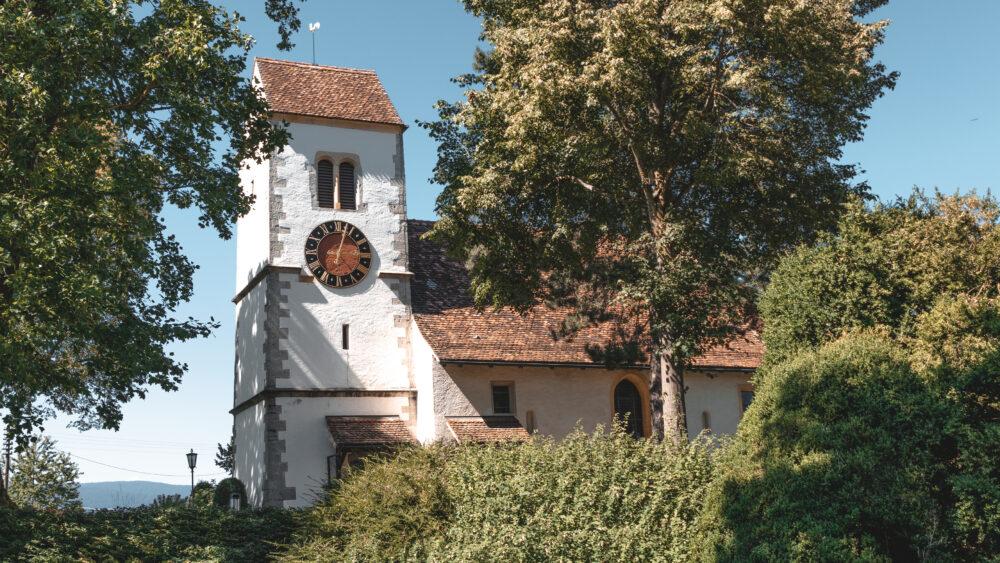 L'église d'Ins