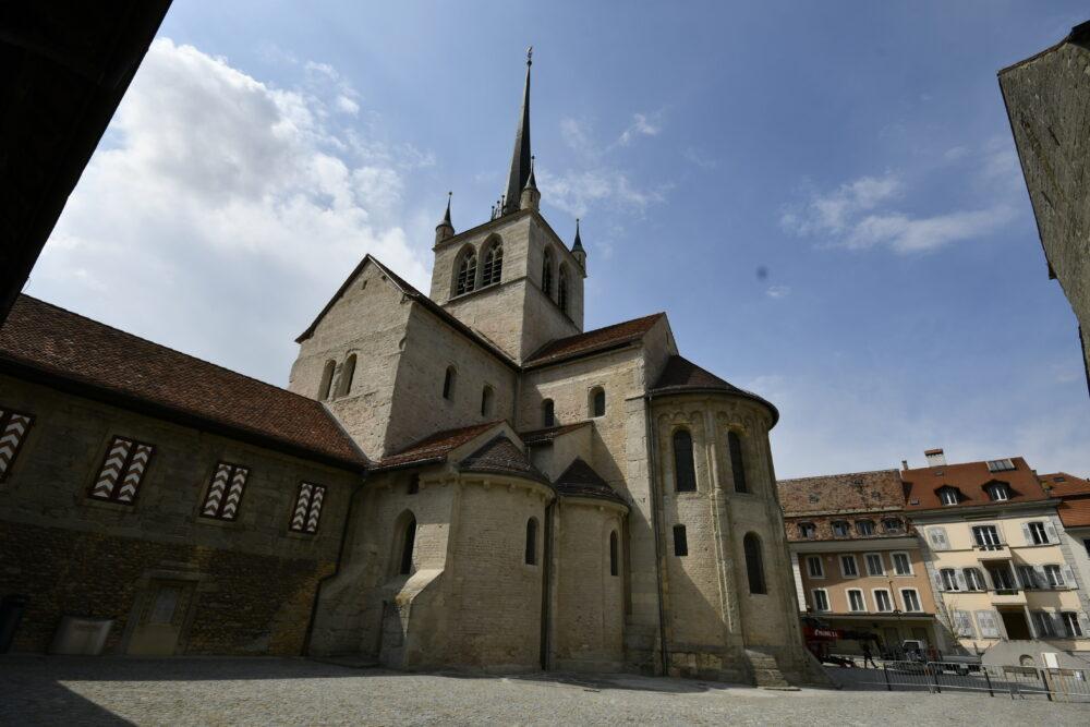 L'église abbatiale de Payerne