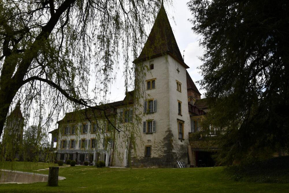 Le château...