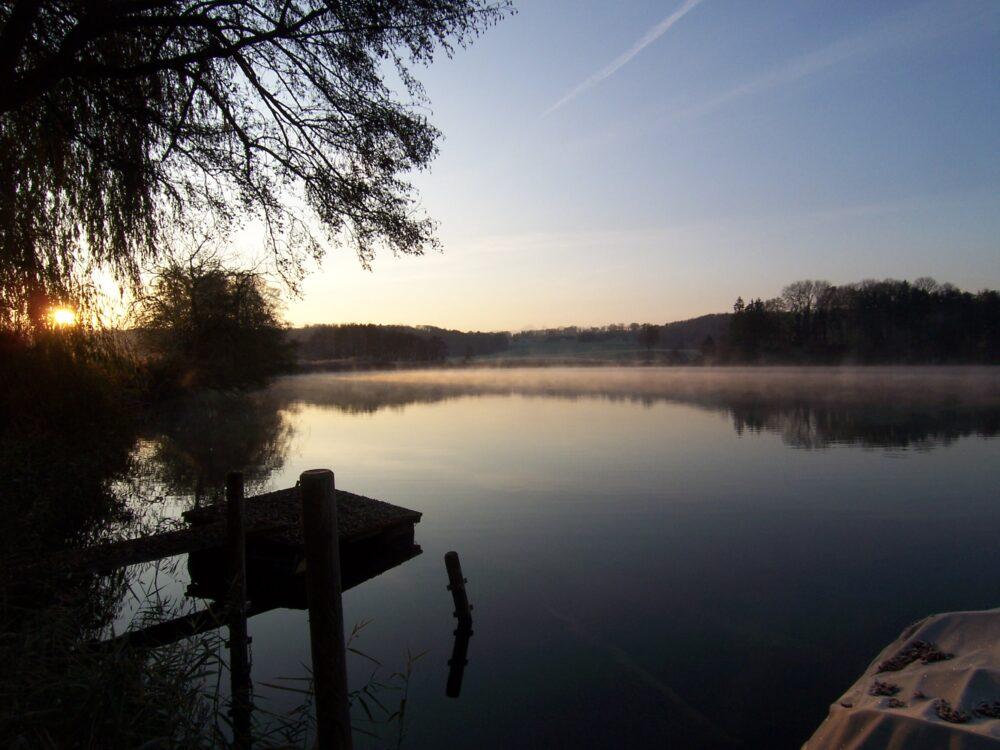 Le lac de Seedorf