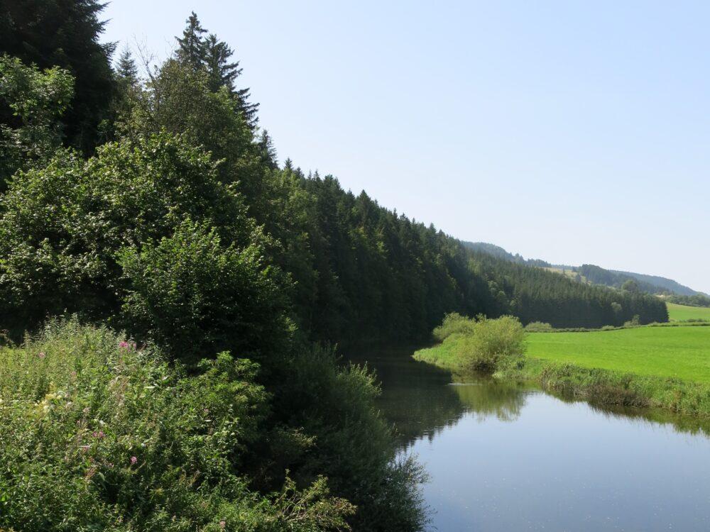 Le Doubs vers Montbenoît