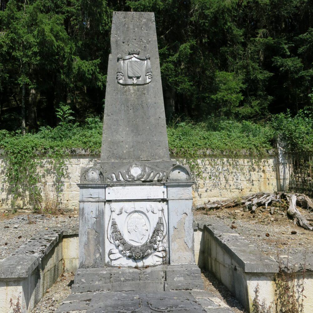 La tombe du Général Morand