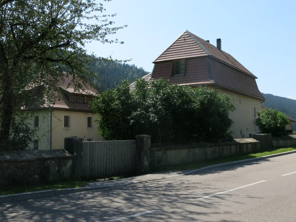 Le château de Morand Val